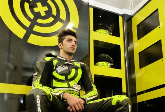 Moto2 – Test Estoril Day 3 – Andrea Iannone pensa positivo