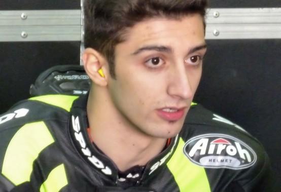 """Moto2 – Test Valencia Day 3 – Andrea Iannone: """"Sono state delle sessioni molto utili"""""""