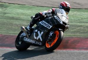 Moto2 – Marc Marquez di nuovo in pista