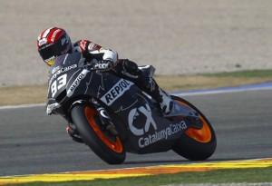 """Moto2 – Test Valencia Day 1 – Marc Marquez: """"Risultato abbastanza buono"""""""
