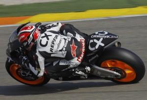 """Moto2 – Test Valencia Day 2 – Marc Marquez: """"Sono soddisfatto"""""""