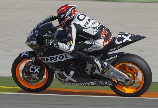 """Moto2 – Test Valencia Day 3 – Marc Marquez: """"Risultato molto positivo"""""""