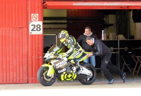 Moto2 – Test Catalunya – Iannone è il più veloce