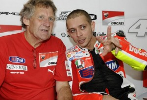 "MotoGP – Jeremy Burgess: ""Rossi può vincere in Qatar"""