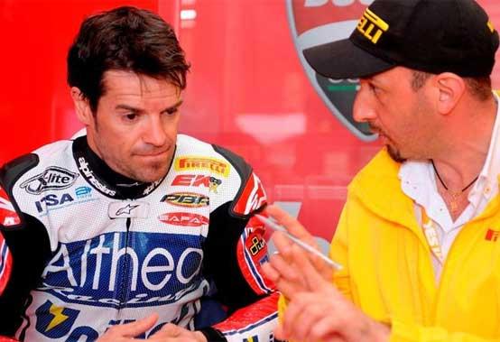Superbike – Carlos Checa ottimista per Donington