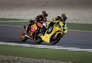 Moto2 – Losail – Gara dalle sorti opposte per Corsi e Pasini