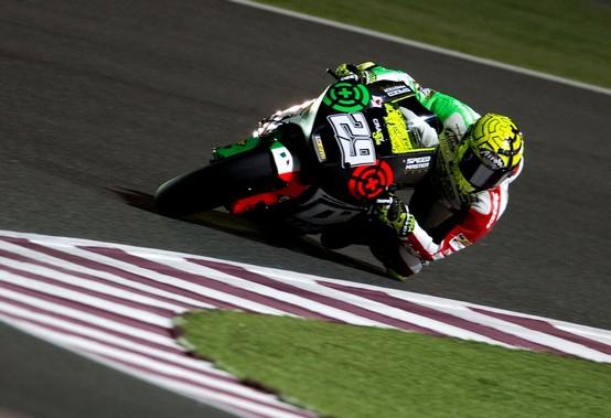 """Moto2 – Losail – Andrea Iannone: """"Ho portato il tricolore sul podio"""""""