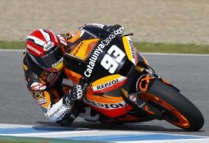 """Moto2 – Test Jerez Day 3 – Marc Marquez: """"Ottimo pre-season, il Qatar un punto interrogativo"""""""