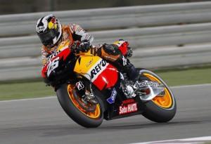 MotoGP – Losail Warm up – Pedrosa su Stoner, Lorenzo recupera, Rossi 8°