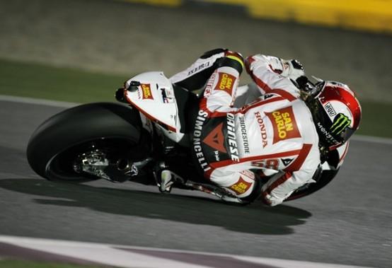 """MotoGP – Losail Qualifiche – Marco Simoncelli: """"Peccato per la prima fila"""""""