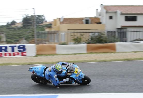 """MotoGP Estoril, Qualifiche: Alvaro Bautista """"Domani voglio arrivare alla fine"""""""