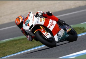 Moto2 Estoril, Qualifiche: Bradl poleman a sorpresa, seguono Luthi e Simon