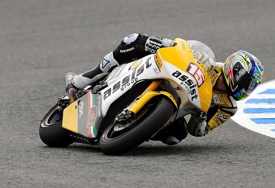 Moto2 – Jerez Qualifiche – Alex De Angelis pronto per la gara