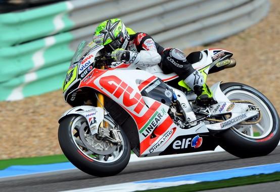 MotoGP Estoril, grandi difficoltà in qualifica per Toni Elias