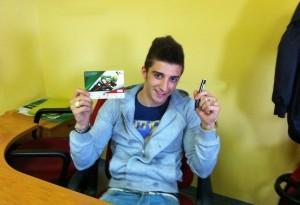 Moto2 – Andrea Iannone su Facebook: parte l'iniziativa dedicata ai fans per ricevere il suo autografo