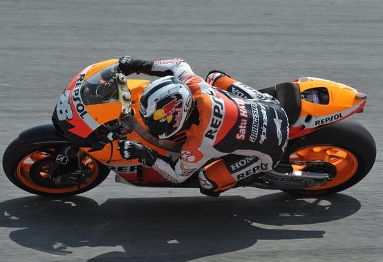 MotoGP – Jerez Prove libere 2 – Pedrosa su Stoner e Lorenzo, Rossi 5°