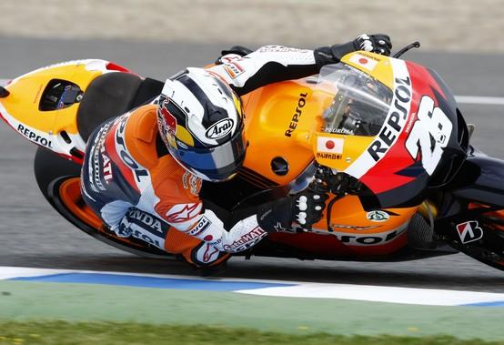 """MotoGP – Jerez Qualifiche – Dani Pedrosa: """"Importante la prima fila"""""""