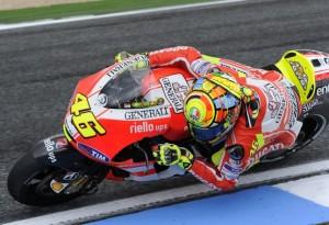 """MotoGP Estoril, Qualifiche: Valentino Rossi """"Oggi mancava grip"""""""