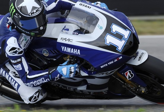 MotoGP Estoril, Qualifiche: Ben Spies chiude quinto