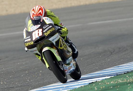 125cc – Jerez Prove libere 1 – Comanda Terol davanti a Cortese e Vazquez