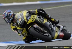 MotoGP Estoril, Warm Up: Edwards davanti a Stoner e Rossi