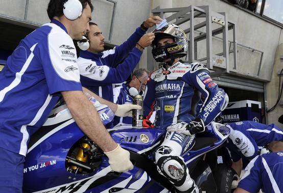 MotoGP: Jorge Lorenzo pronto per la gara di casa in Catalunya