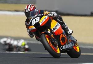 Moto2 Le Mans, Warm Up: Marquez precede Iannone