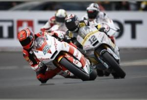 Moto2 Catalunya, Qualifiche: Quinta pole per Stefan Bradl
