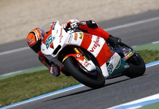 Moto2 Assen, Qualifiche: A Bradl la pole position
