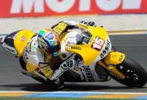 """Moto2: Alex De Angelis """"L'obiettivo per Barcellona è il podio"""""""