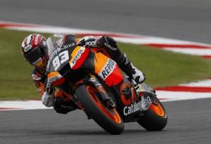 Moto2 Silverstone, Prove Libere 3: Marquez è il più veloce