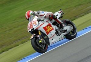 "MotoGP Assen: Simoncelli ""Chiedo scusa a Lorenzo"""