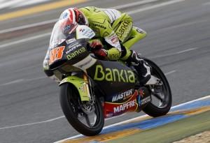 125cc Catalunya, Prove Libere 1: Terol al comando