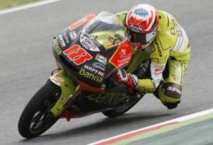 125cc Catalunya, Qualifiche: Quarta pole stagionale per Nico Terol