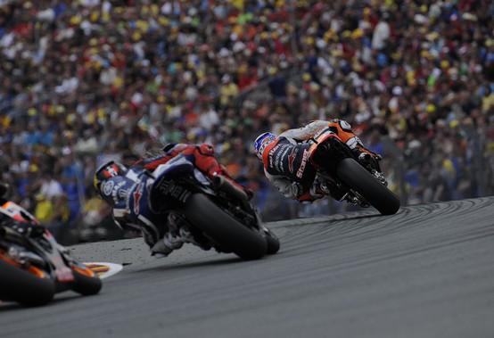 MotoGP Sachsenring: Boom di ascolti per il motomondiale