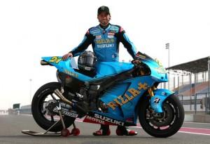 MotoGP: John Hopkins a Brno con la Suzuki