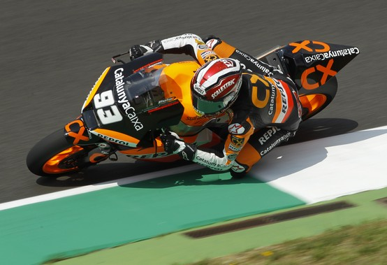 Moto2 Mugello, Qualifiche: Marquez in pole davanti ad Alex De Angelis