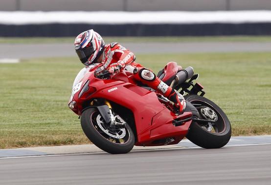 MotoGP: Nicky Hayden a Indianapolis con la Ducati GP11.1