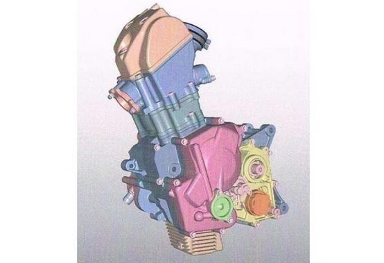 Moto3: Ecco il motore ADV