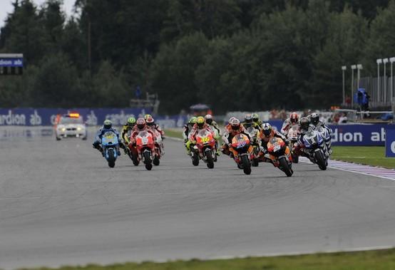 MotoGP Brno: Report Bridgestone