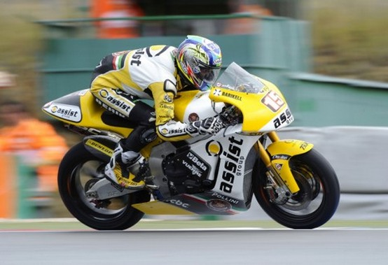 "Moto2: Alex De Angelis ""Bello tornare a Indy, in MotoGP ero salito sul podio"""