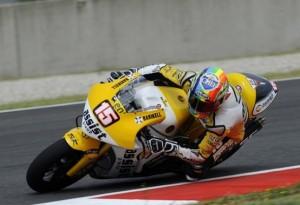 Moto2: Buoni riscontri per Alex de Angelis nel test di Misano