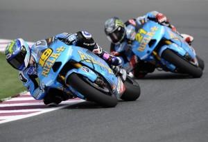 MotoGP: La Suzuki a Brno con Alvaro Bautista e John Hopkins