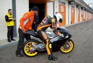 Moto3: La KTM al lavoro per tornare nel motomondiale