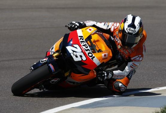 """MotoGP Indianapolis, Prove Libere: Dani Pedrosa """"Serve un altro passo avanti"""""""