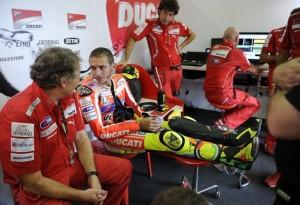 """MotoGP: Davide Brivio """"Rossi è ancora molto motivato"""""""