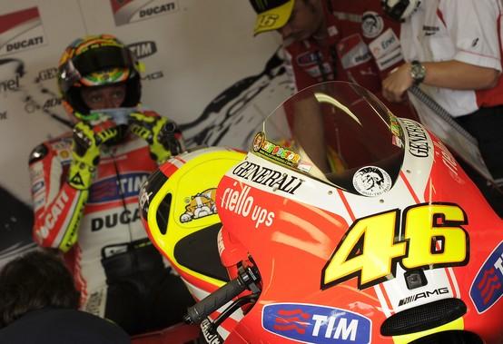 """MotoGP: Valentino Rossi """"Indy una pista impegnativa, mi mancherà Claudio Castiglioni"""""""