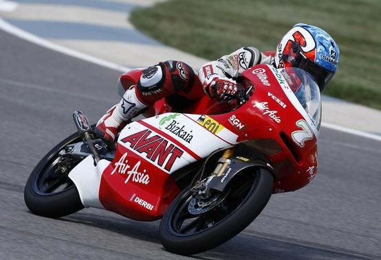 125cc Indianapolis, Warm Up: Vazquez davanti a Terol