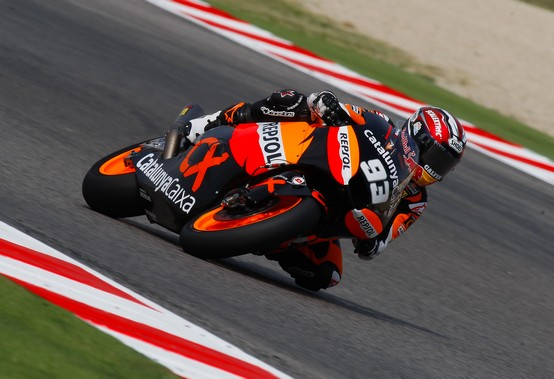 Moto2 Aragon, Prove Libere 1: Marquez è il più veloce