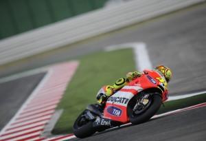 """MotoGP Misano, Prove Libere: Valentino Rossi """"Abbiamo fatto fatica, mancava grip"""""""